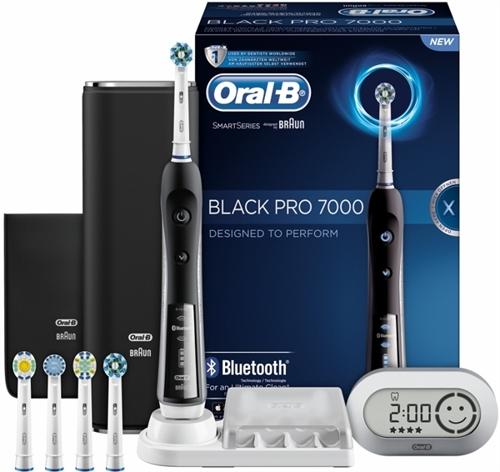 Oral-b Black Pro 7000 Eltandborste