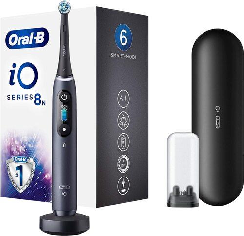 Oral-b Io Series 8n Black Eltandborste