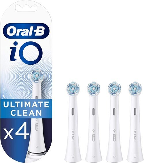 Oral-b Io Ultimate Clean White 4er Tillbehör Till Tandvård
