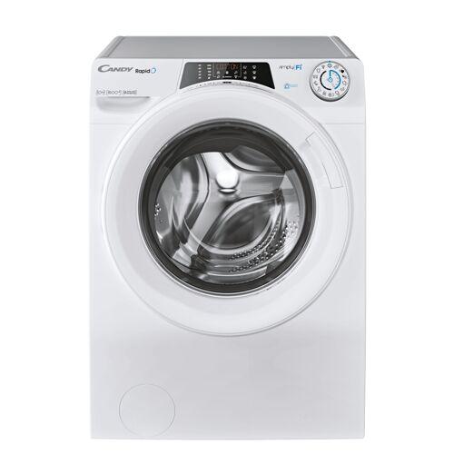 Candy RO16106DWME1S Vaskemaskine - Hvid