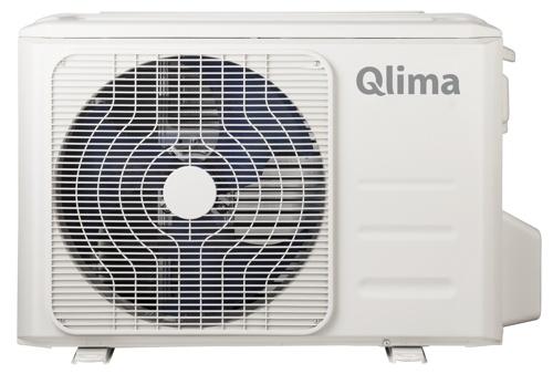 Qlima Sc-3431s Outdoor Varmepumpe