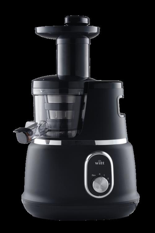 Witt Premium Slowjuicer Black - Sort