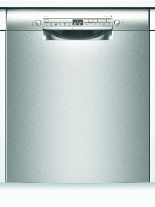 Bosch Smu2hti64s Inbyggda Diskmaskin - Rostfritt Stål