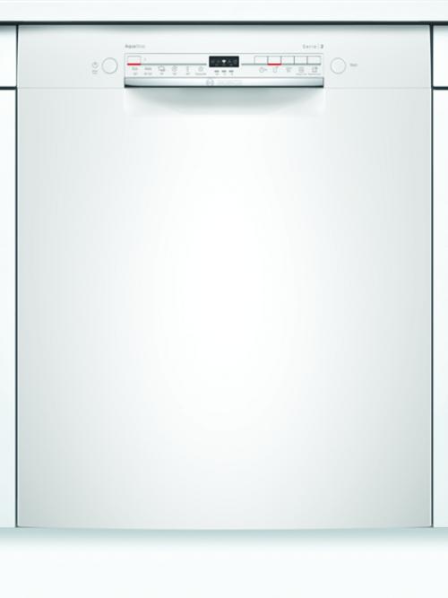 Bosch Smu2itw04s Inbyggda Diskmaskin - Vit