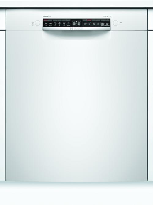 Bosch Smu4eaw14s Inbyggda Diskmaskin - Vit