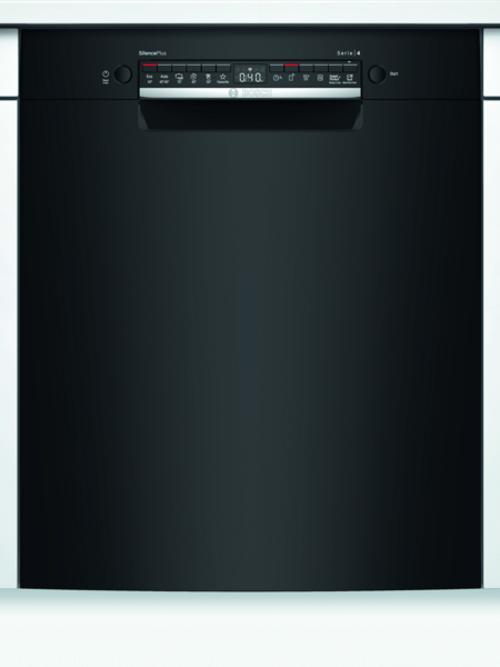Bosch Smu4hab48s Inbyggda Diskmaskin - Svart