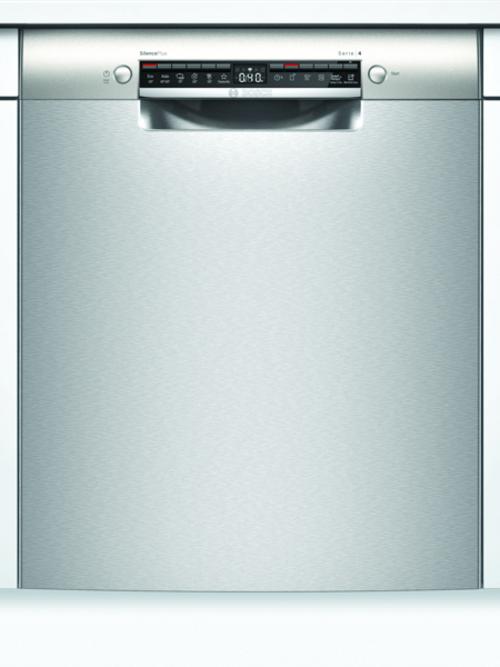 Bosch Smu4hai48s Inbyggda Diskmaskin - Rostfritt Stål