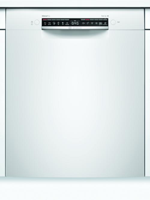 Bosch Smu4haw48s Inbyggda Diskmaskin - Vit