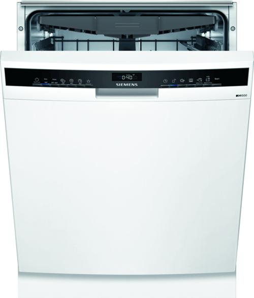 Siemens Sn45zw70cs Iq500 Inbyggda Diskmaskin - Vit