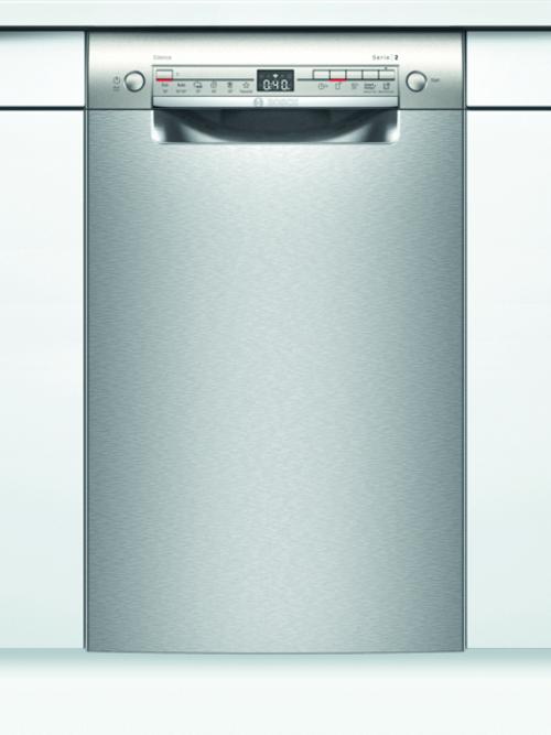 Bosch Spu2hki57s Inbyggda Diskmaskin - Rostfritt Stål