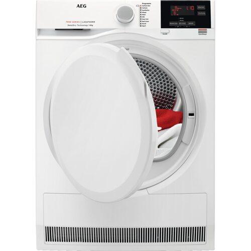 AEG T7dbl831g Kondenstørretumbler - Hvid