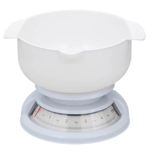Alpina Kitchen Scale 5kg. Köksvåg - Vit