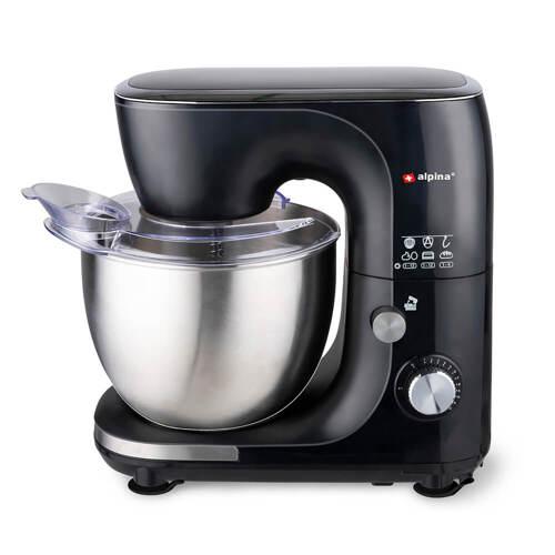 Alpina Kitchen Machine 800w Bl Ack Köksassistent - Svart