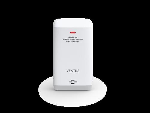 Ventus W035 Wireless Censor For W832/w835 Väderstationer - Vit