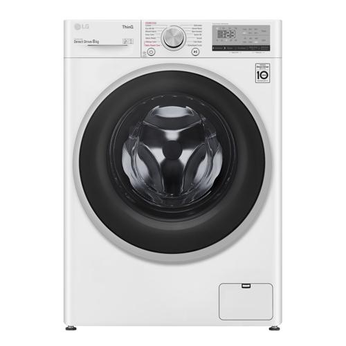 Lg W4wv408s1w Tvättmaskin - Vit