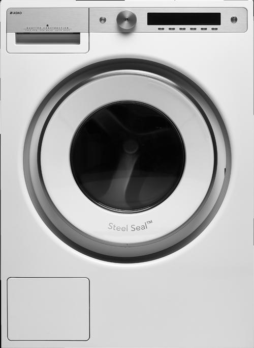 Asko W6124x.W2 Tvättmaskin - Vit