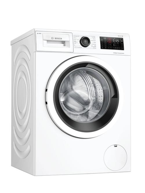 Bosch Wau28pi9sn - Idos 2.0 Tvättmaskin - Vit