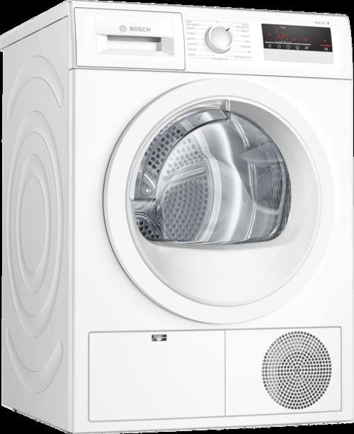 Bosch Wth85vl7sn Serie 4 Kondenstørretumbler - Hvid