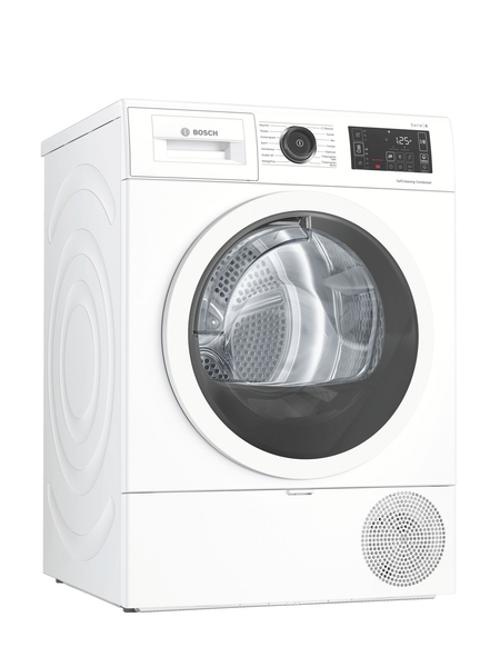 Bosch Wtu876ihsn Serie 6 Kondenstørretumbler - Hvid