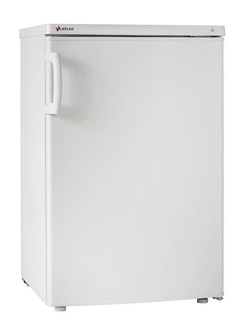 Atlas Ksb105 Køleskab Med Fryseboks - Hvid