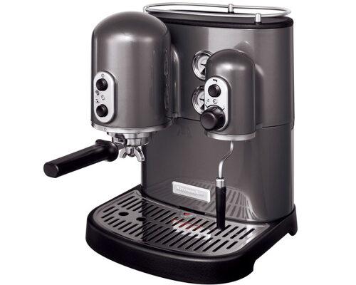 Kitchenaid Es2102ems Espressomaskin Metallic