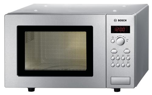 Bosch Hmt75m451 Mikrovågsugn - Rostfritt Stål
