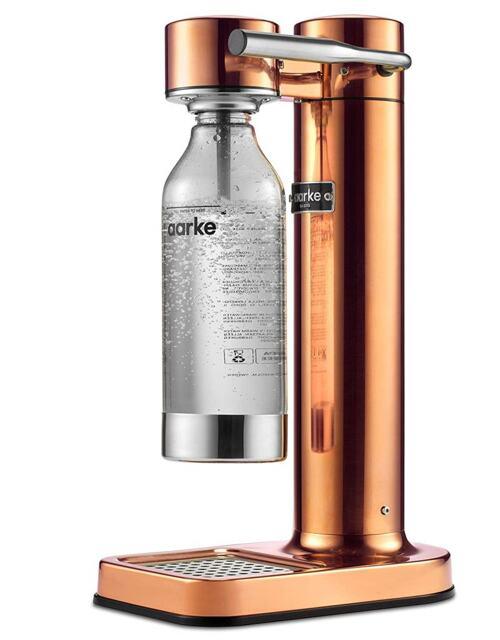 Aarke Copper Kolsyremaskin - Koppar