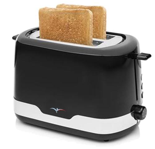 Albaline Toaster Brödrost - Svart