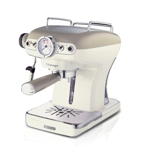 Ariete Vintage 1389 Espressomaskin - Beige
