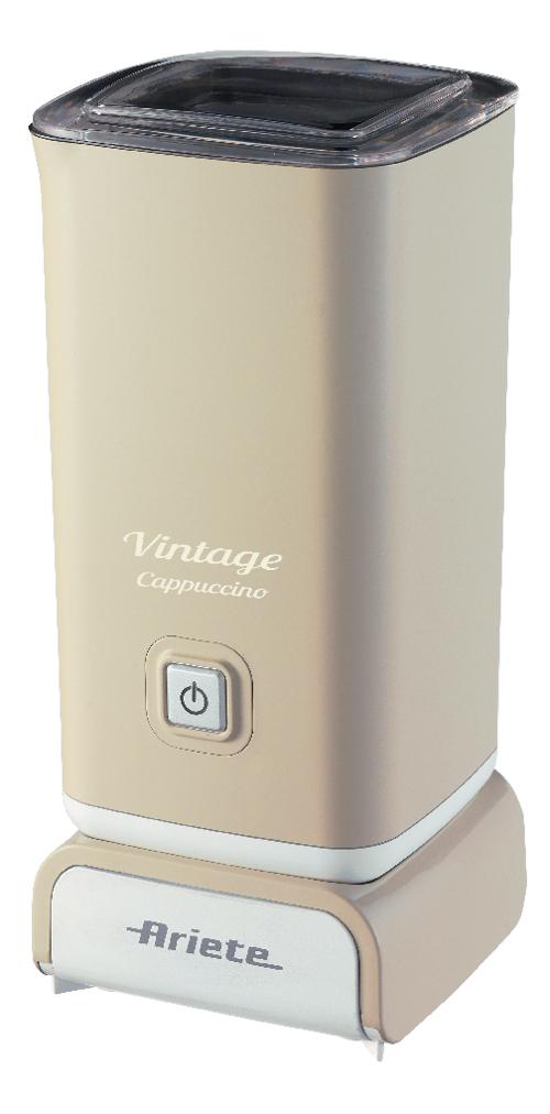 Billede af Ariete Vintage 2878 Mælkeskummer - Beige