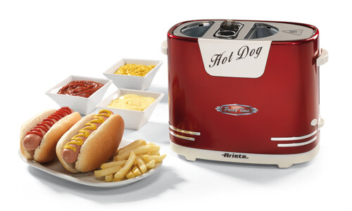 Ariete Hotdog 0186 Fun Cooking