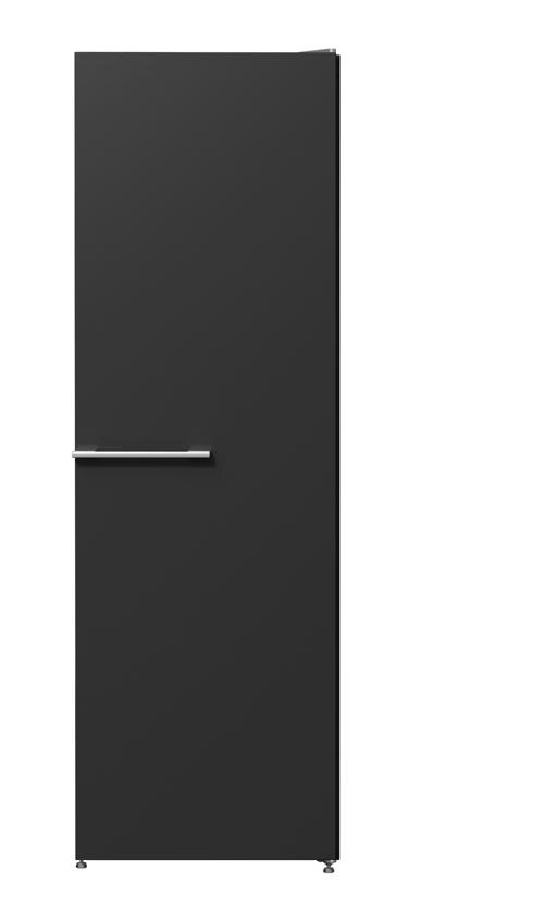 Asko R2283b Blacksteel Kylskåp - Blacksteel