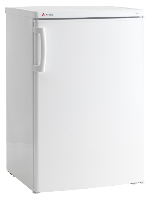 Atlas Ksb106 Køleskab Med Fryseboks - Hvid