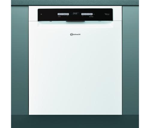 Bauknecht Buo3t323p65m Underbyggd Diskmaskin - Vit