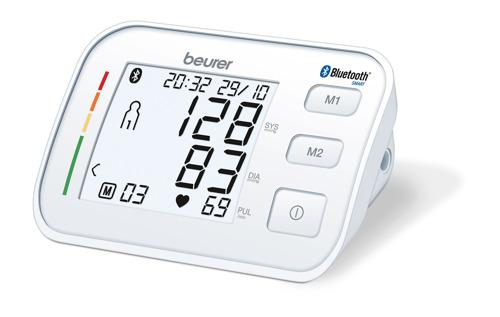 Beurer Bm57 Blodtryksmåler