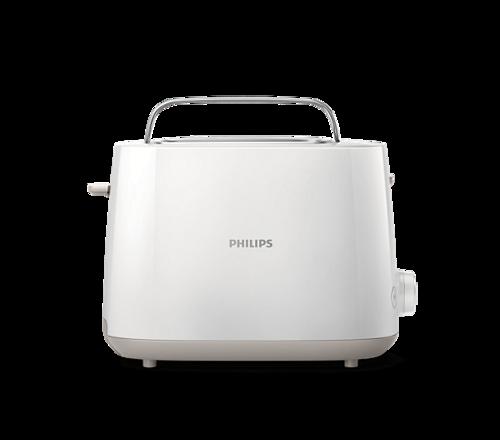 Philips HD2581/00 Brødrister - Hvid