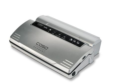 Caso Vakuummaskine Vc200 Vakuumförpackare - Svart/silver