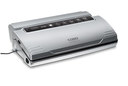 Caso Vakuummaskine Vc300 Pro Testvinder 2015 Vakuumförpackare - Svart/silver