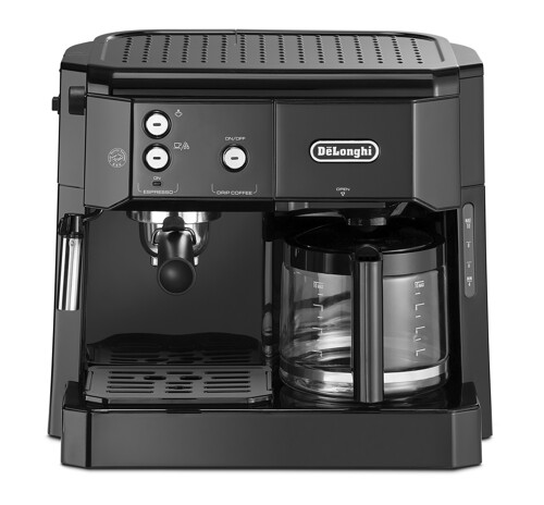 Delonghi Bco411.b Espressomaskin - Svart