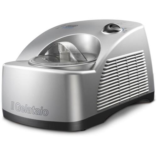 Delonghi Ick 6000 Glassmaskin - Silver