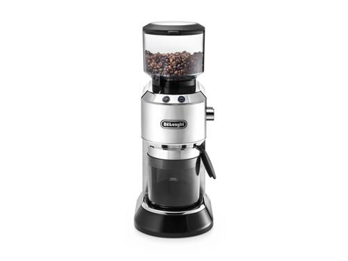 Delonghi Kg520 Kaffekvarn - Svart/silver