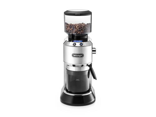 Delonghi Kg521 Kaffekvarn - Svart/silver