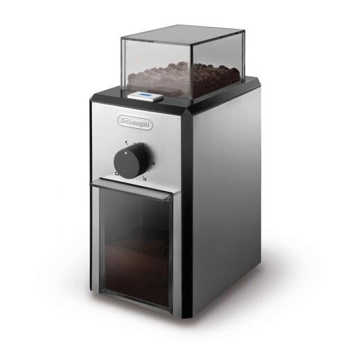 Delonghi Kg89 Kaffekvarn - Stål