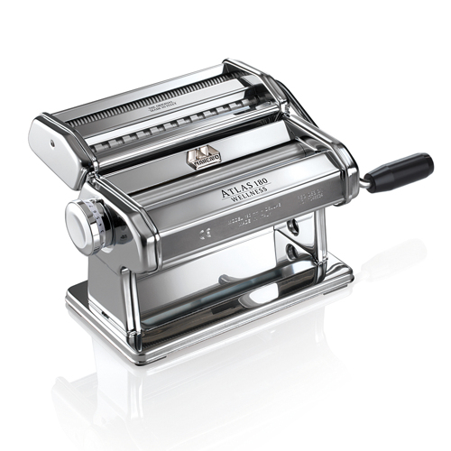 Marcato Atlas 180, Classic Pastamaskiner - Rostfritt Stål