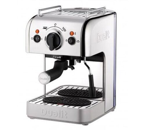 Dualit 3 In 1 Coffee Machine Espressomaskin - Silver