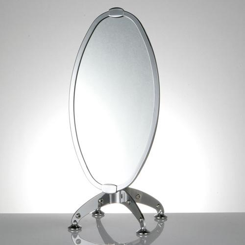 Dulton Face Mirror Black Sminkspegel