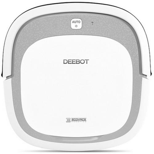 Ecovacs Deebot Slim2 White Robotdammsugare - Vit