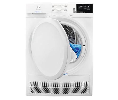 Electrolux Ew6c527g2 Kondenstørretumbler - Hvid