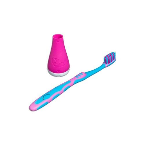 Playbrush Pink Eltandborste