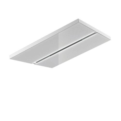 Eico Ceiling Stripe R 90 W - L Ink Takintegrerade Köksfläkt - Vit/glas